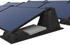 Plastični nosilci za ravne strehe – ni potrebno prebijanje strehe - samo obtežitev